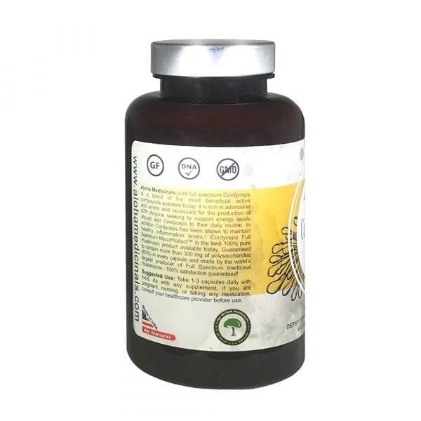 aloha medicinals cordyceps