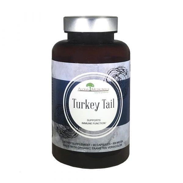 aloha medicinals turkey tail