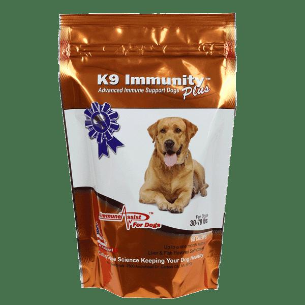 k9 Immunity Medium plus