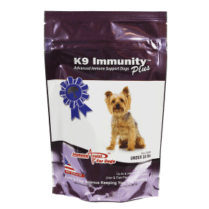 K9 Immunity Plus for small dogs